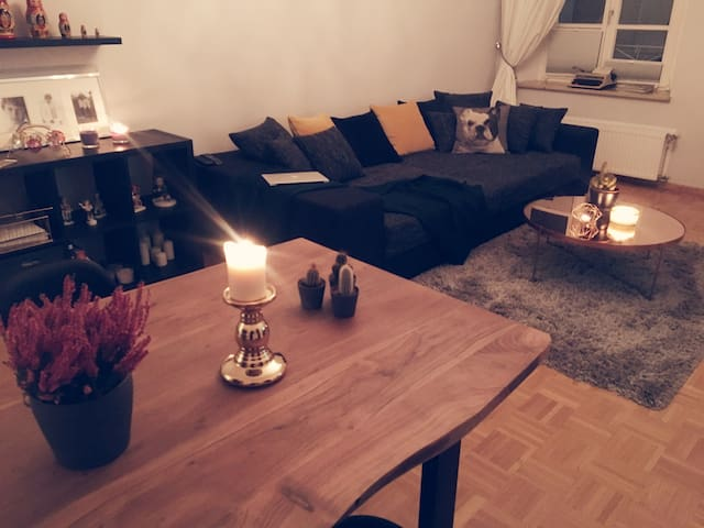 Luxury Apartment in City Center // All Included