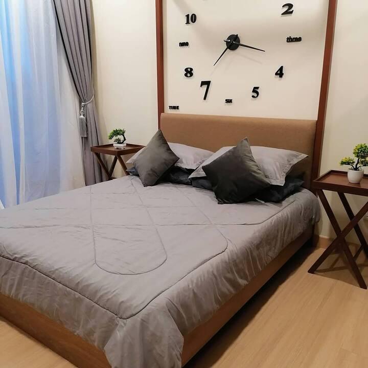 Beachfront Studio Apartment for Rent