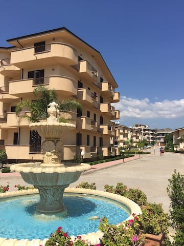 Villaggio Bergamotto - modern ground floor