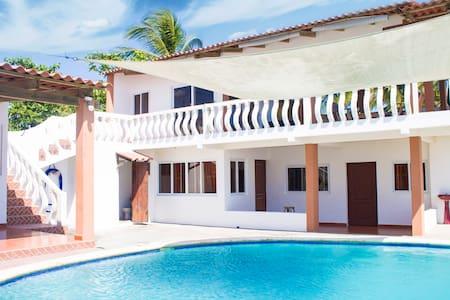 Casa frente al mar, Playa El Pimental - Ocean View