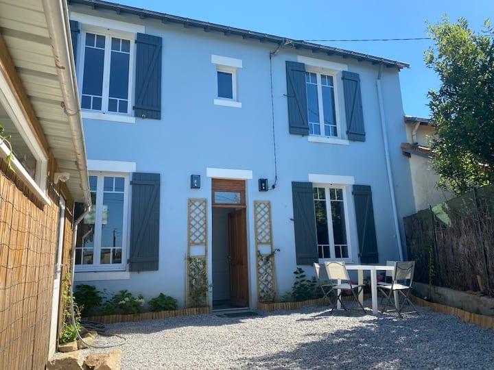 La Baule, maison avec jardin, 5 couchages,