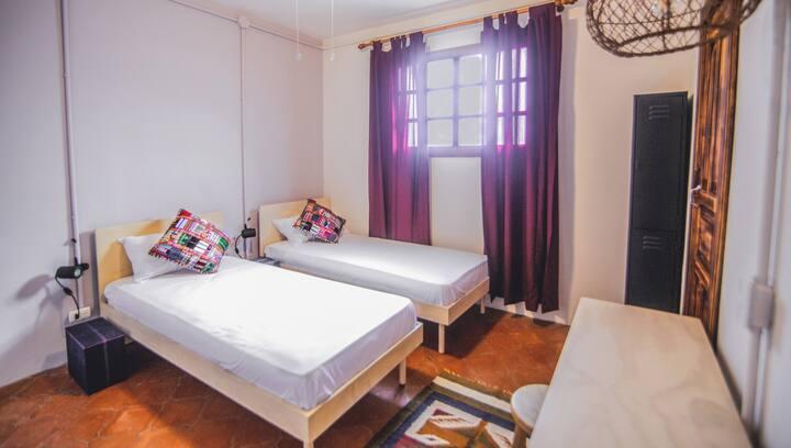 Selina Antigua - Standard Twin Room