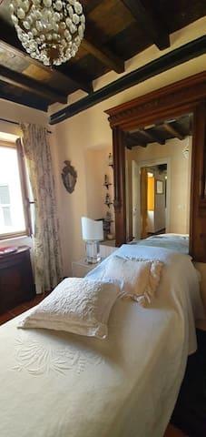 La pace di un buon sonno A nice bedroom