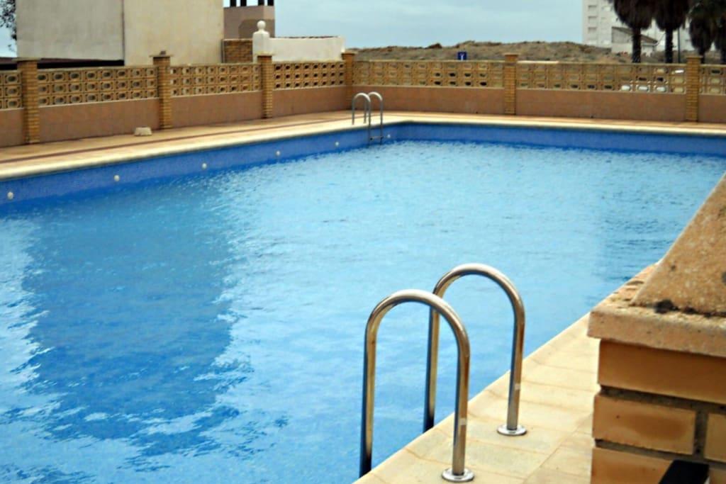 Gran piscina
