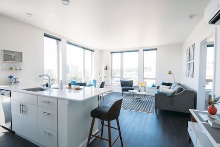 Private 1BR Apt Home in Seattle