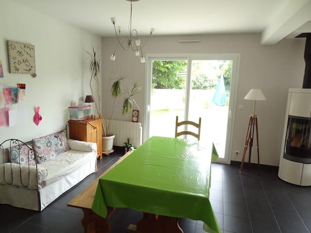 Chambre privée - Yvetot-Bocage - Haus