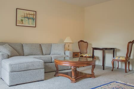 Peaceful, Private 1 Bedroom Guest House
