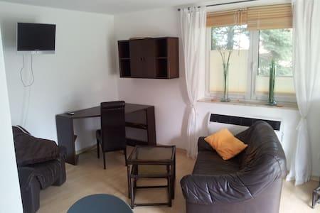 Gästehaus/Messezimmer/FeWo - Apartamento