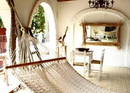 Private twin room in boutique hotel - Sayulita  - Appartamento