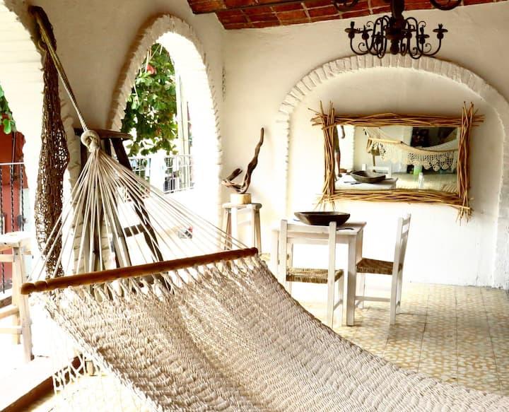 King or twin room in Sayulita
