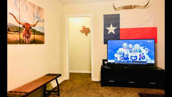 Urban Getaway in Alluring Heart of Fort Worth |3BR