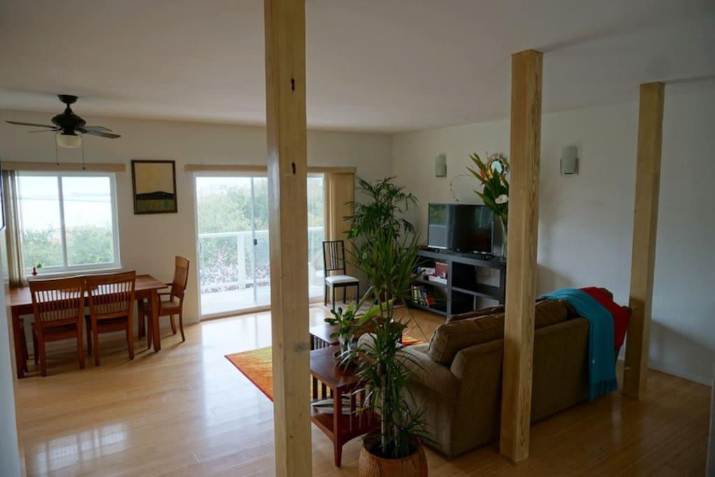 Living Room, TV