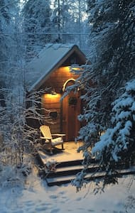 Cosy Cabin Retreat for 2