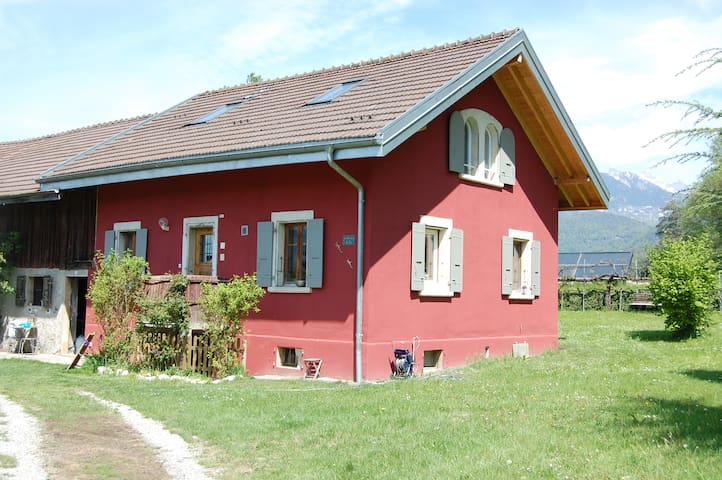 Domaine du Dzi - Bex - House