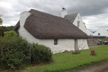 Unique Thatched Cottage in Plockton - Plockton - Hus