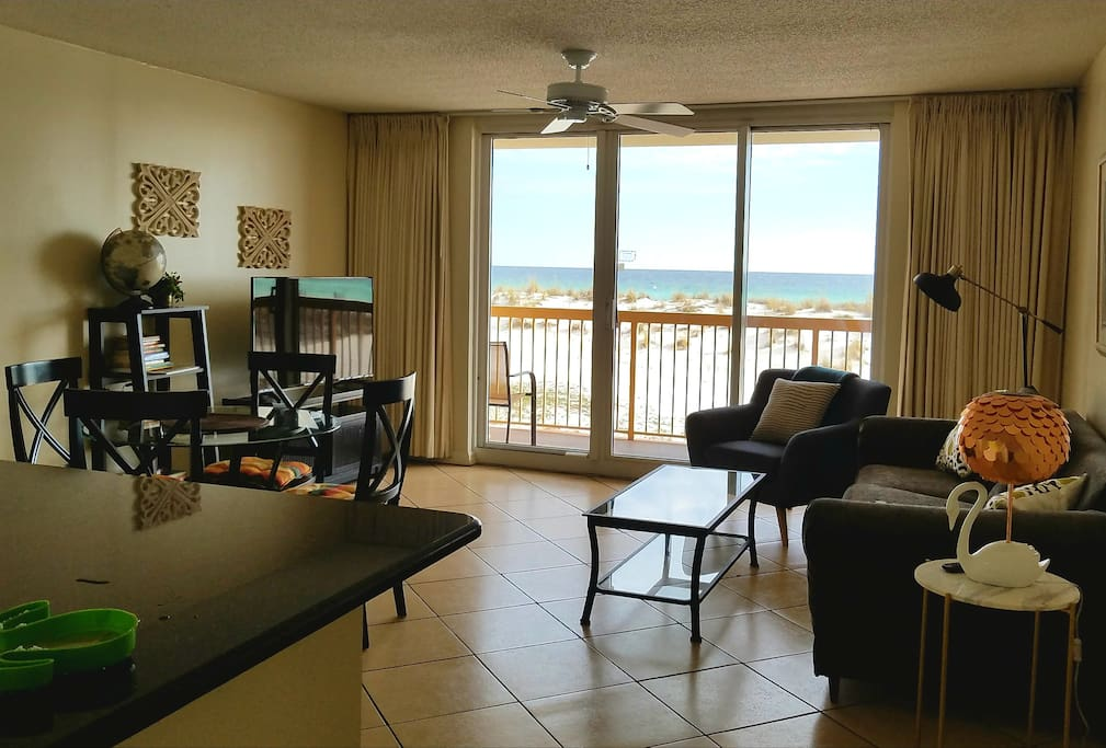 Condo on the beach