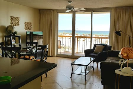 Condo on the beach/Ocean view/Pelican Beach Resort - Destin - Apartment