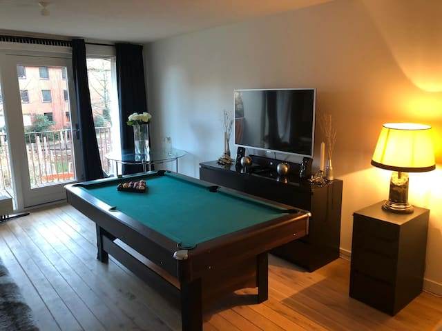 Luxury Spacious Apartment in Front of Westerpark