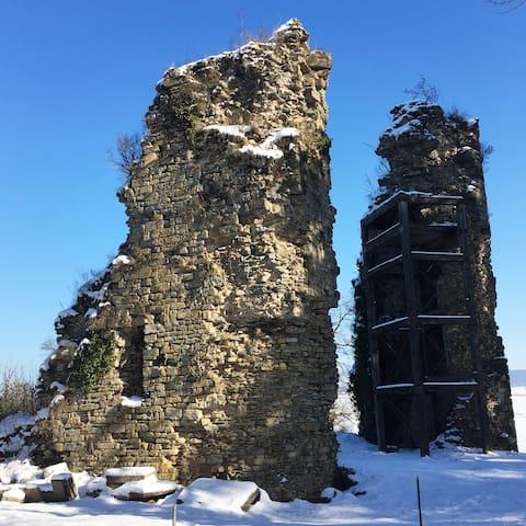 Au Coeur de Chateau Chalon