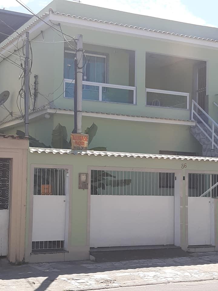 Apartamento por diária imobiliado