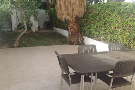 Casa adosada-piscina cerca de playa - Les Morisques