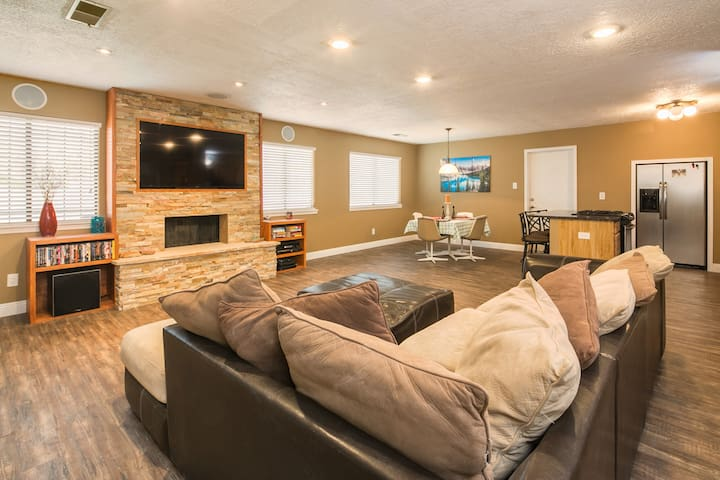 Mountain side gem - Albuquerque - Huis