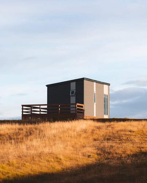 Afternoon Cottages near Hekla - (Nr. 6)