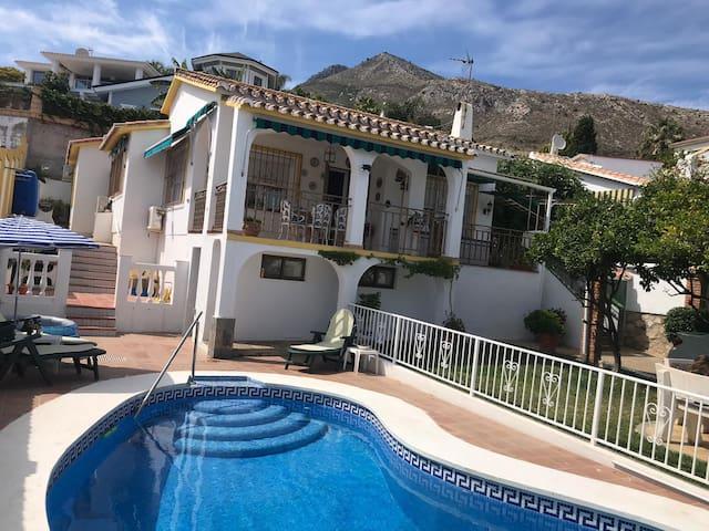 Villa Tony - Benalmadena, Costa del Sol