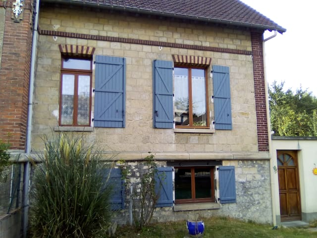 welcome - Beaumont-sur-Oise - Haus