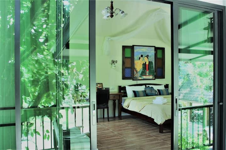 Nan Rim Nam Resort - The Krasip-Ruk Room
