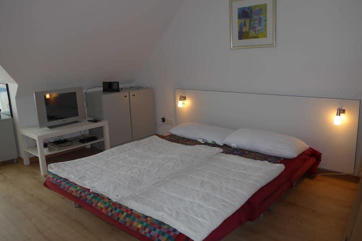 Preiswertes Appartement (Nr. 56 ) in Flughafennähe
