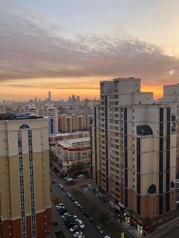 Apartament in the center near the promenade