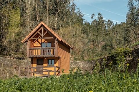 Caima EcoResort |Orange Tree Woodhouse| Laranjeira