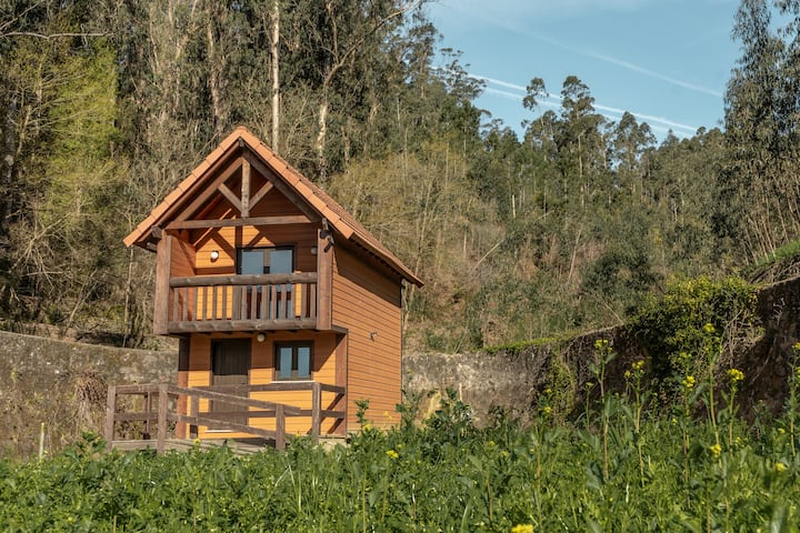 Caima EcoResort |Orange Tree Woodhouse| Laranjeira