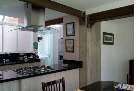 Confortable habitación, zona norte, residencial. - Bogotá - Appartement