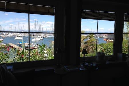 studio sur le Port de Porquerolles - Hyeres