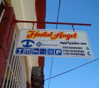 Hostal Angel: Amazing B&B to enjoy Caibarien - Caibarién