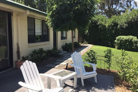 Garden Oasis (2 queen bedrooms) - Mittagong
