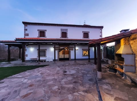 El Mirador de Gredos (La Iglesuela)