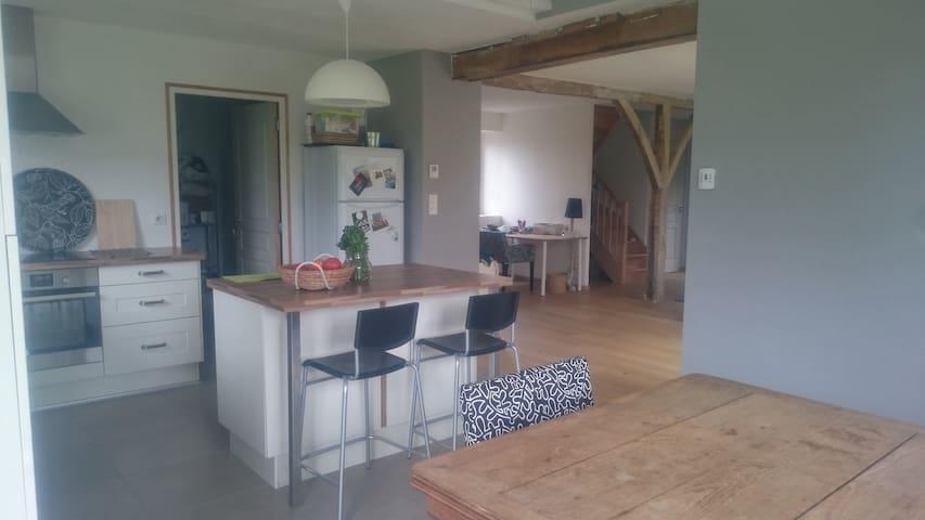 Charmante maison rénovée - Tulle - Casa