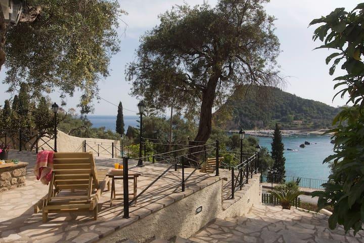 Villa Estia - Summer Home with fantastic sea view