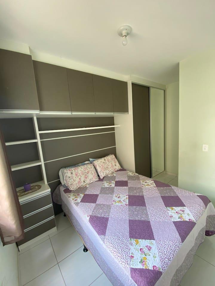 Apartamento confortável! E com boa localização!