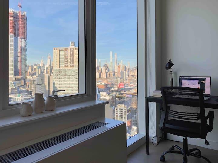 Lic Luxurious one bedroom, amazing city view