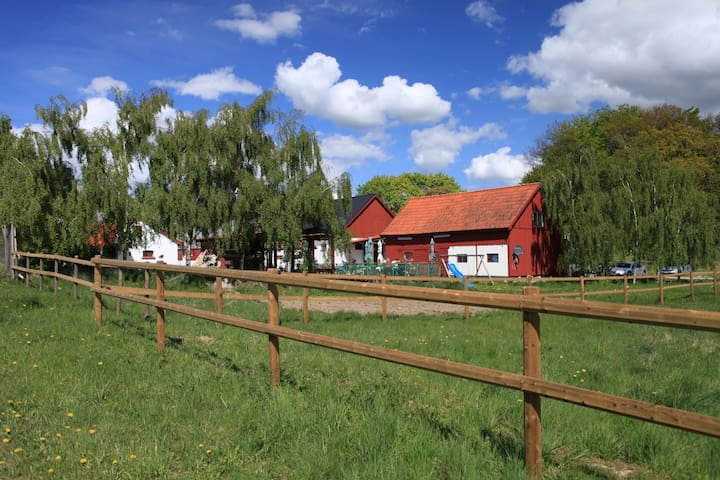 At the countryside close to Malmö A - Svedala - Гестхаус