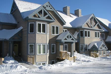 Townshend Ski in / out 2 bed condo - Jay - Apartment