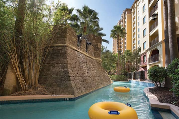 Bonnet Creek 2 Br Deluxe Condo At Disney World Apartments For Rent In Lake Buena Vista Florida United States