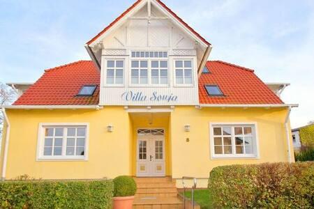 Villa Sonja Wohnung 802 - Göhren - วิลล่า