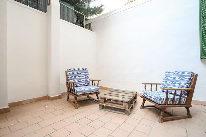 Cozy room with private bathroom - palma de Mallorca  - Apartament