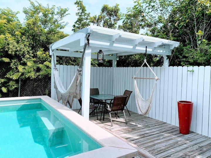 DePE - Private slice of paradise | 3br 2ba & pool!