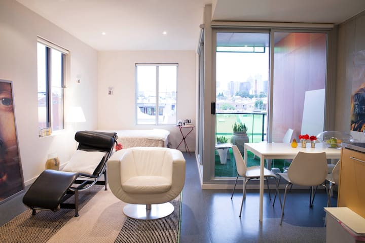 Cozy and clean apartment in the heart of Fitzroy - Fitzroy - Appartement